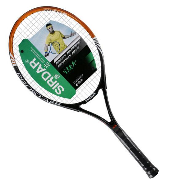 Bảng giá Chuyên nghiệp sợi carbon Vợt Tennis với nylon String gốc tenis Bag Over Grip padel vợt raquete de tenis Grip kích thước 2
