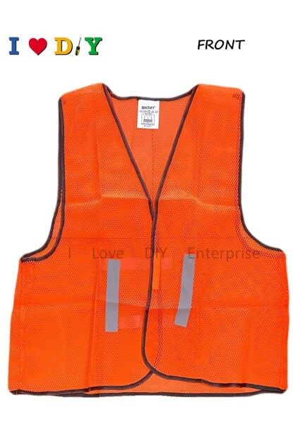 Safety Vest High Visibility Workwear Protective Vest Reflective Safety Jacket Reflective Clothing With Magic Stick