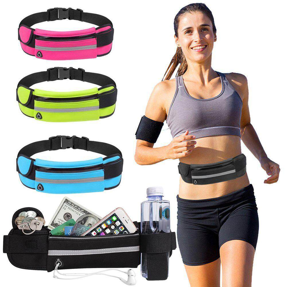 88fb4674df1f Kettle Running Bag Outdoor Sports Fanny Pack Fitness Running Bag Waterproof  Anti-theft Mobile Phone Running Bag Personal Riding