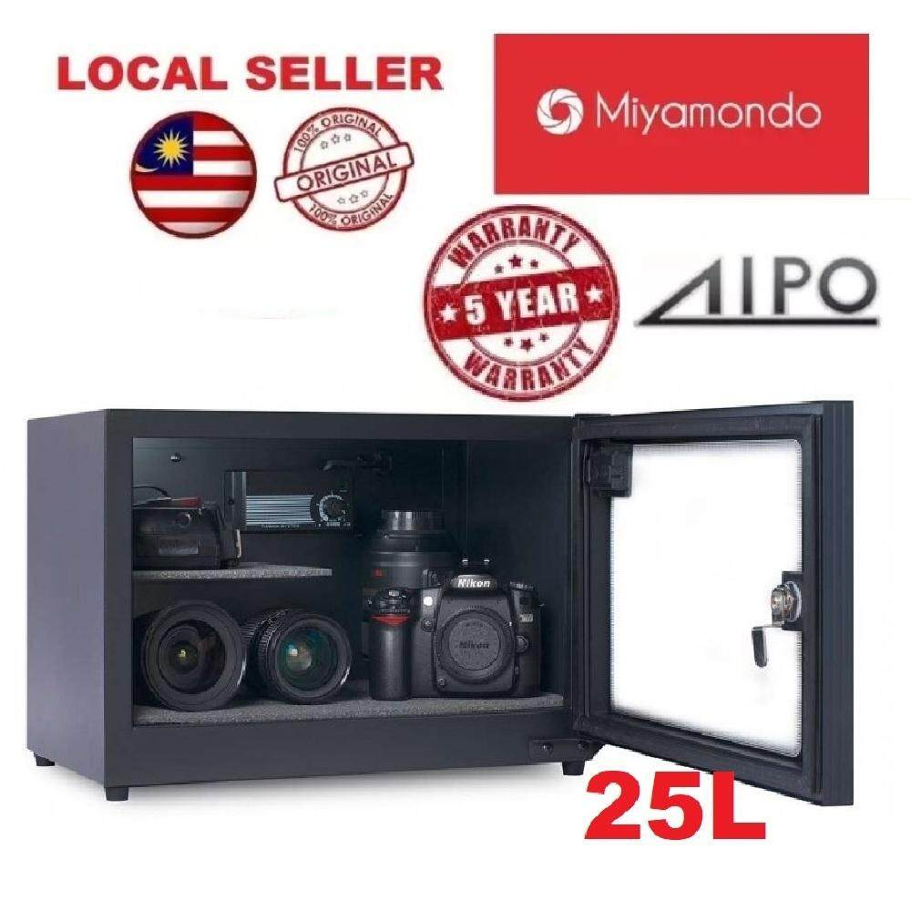 Aipo 25l Dry Cabinet Analog As 25 For Dslr Camera Lenses
