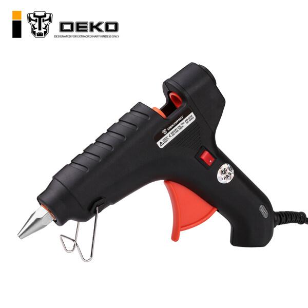 Deko 80W 100-240 (V) phích Cắm EU Keo Dụng Cụ Có Keo Dính Nhiệt Điện Nhiệt Nhiệt Độ Công Cụ