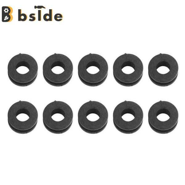 [Bside Tool Store] 10pcs Shockproof Gasket Machinery Motorcycle Rubber Washer Grommets Bolt