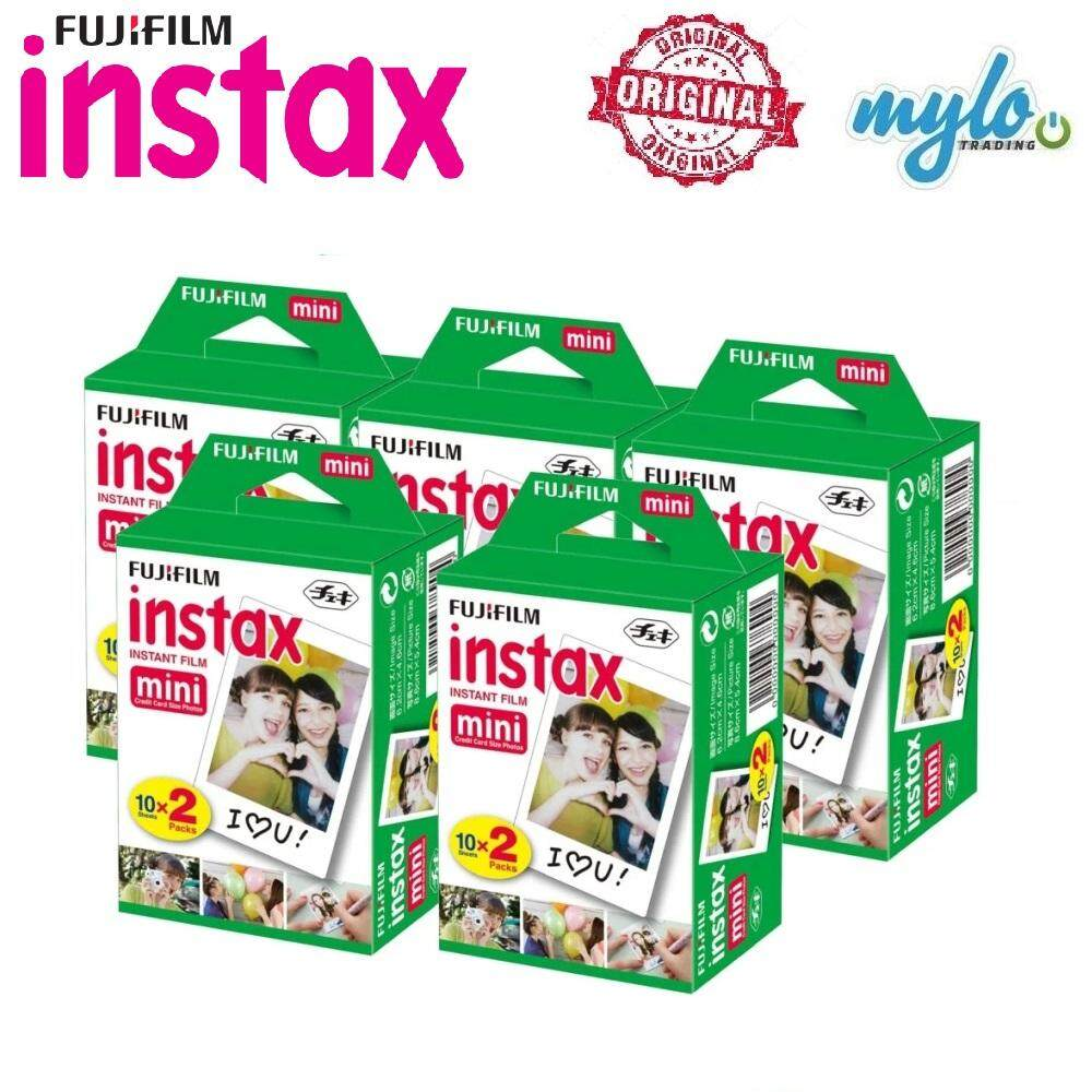 Fujifilm Instax Mini Instant Film (100 Exposures) By Mylo Trading Online Store.