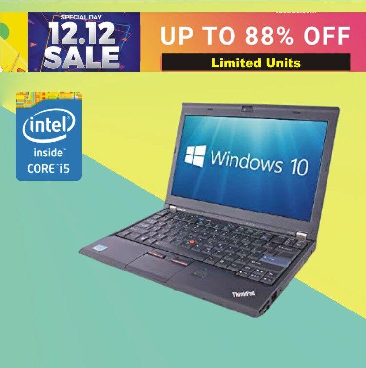 LENOVO Thinkpad X220 Ultrabook~Core i5~4Gb~320Gb HDD Malaysia