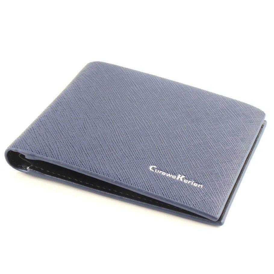2ecef85581527 Hot Deals Vintage Men Leather Luxury Wallet Short Slim Male Purses Money  Clip Wallet