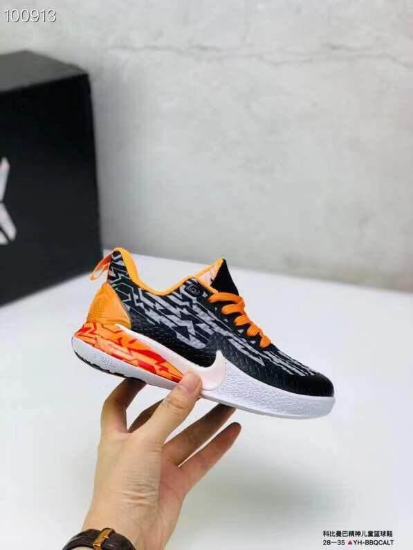 Original_Nike_KOBE_Mamba_Focus_EP_Boy_girl_sneakers_sports_shoes_Basketball_shoes V056