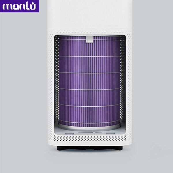Manlu FIT FOR xiaomi air purifier filter Purple Anti-Bacterial filter fit for 1 Pro 2 2s 2c 2h 3 3h Proh MI filter Singapore