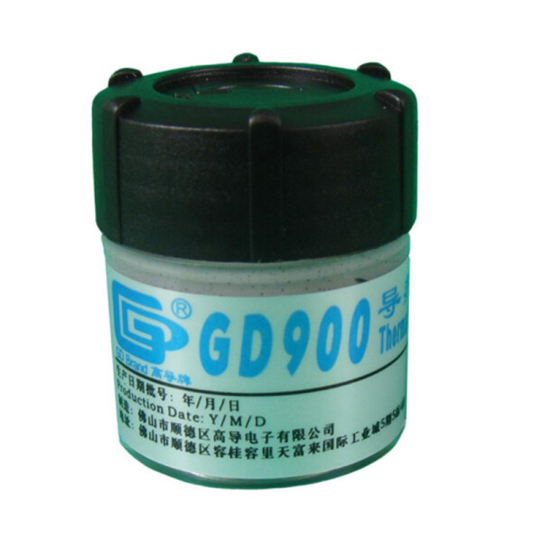Bảng giá GD GD900 Thermal Conductive Grease Paste Silicone Plaster Heatsink Compound 2 Pieces Net Weight 30 Grams High Performance Gray CN30 Phong Vũ