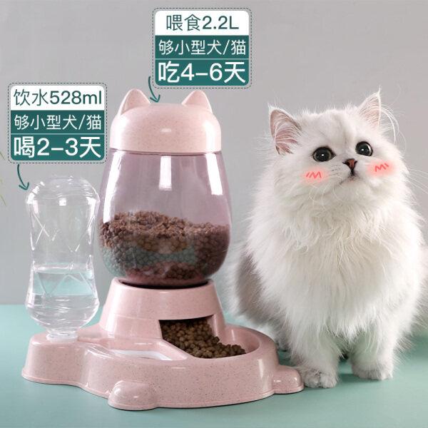 Mèo Tự Động Cho Ăn Máy Thức Ăn Cho Chó Thức Ăn Cho Mèo Để Cho Mèo Ăn Nước Uống Một Con Chó Tự Giúp Đồ Ăn Cho Vật Nuôi