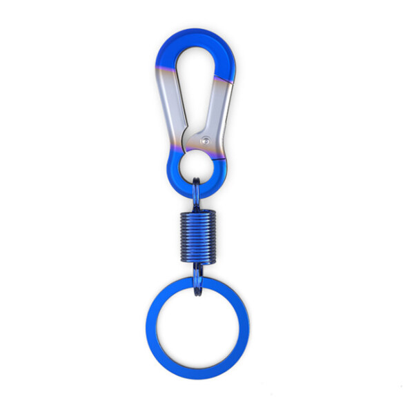 1 Cái Sáng Tạo Xe Auto Keychain Titanium Kim Loại Key Chain Tuyệt Vời Xe Keychain Keyring Giảm Giá Khuyến Mãi (Mất-Làm Bán Hàng)