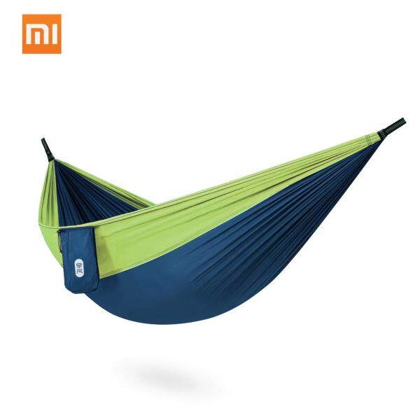 【Hot Sale】Xiaomi Zaofeng Outdoor Hammock Parachute Cloth 300kg Bearing Weight Quick Build Anti Roll Side Flipping For Travel Camping Hiking