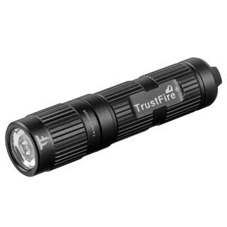 Trustfire Mini3 Edc Pocket Flashlight Waterproof Led Torch Use 10440 Aaa Battery Light Outdoor Camping Hiking Mini Lamp thumbnail