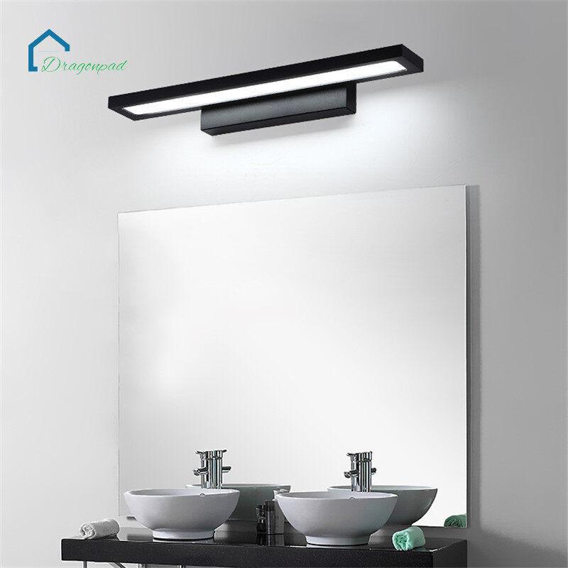 Dragonpad  AC85-265V Đèn LED Treo Tường Đèn Gương Để Chiếu Sáng Phòng Tắm Hiện Đại