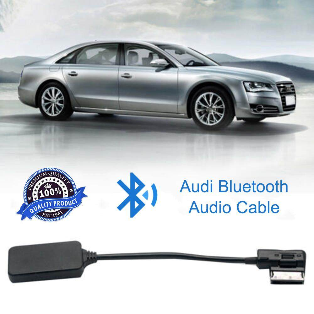 9d4eb34009e Auto_motor Ami Mdi Mmi Bluetooth 4.0 Music Interface Aux Audio Cable  Adapter For Audi Vw By