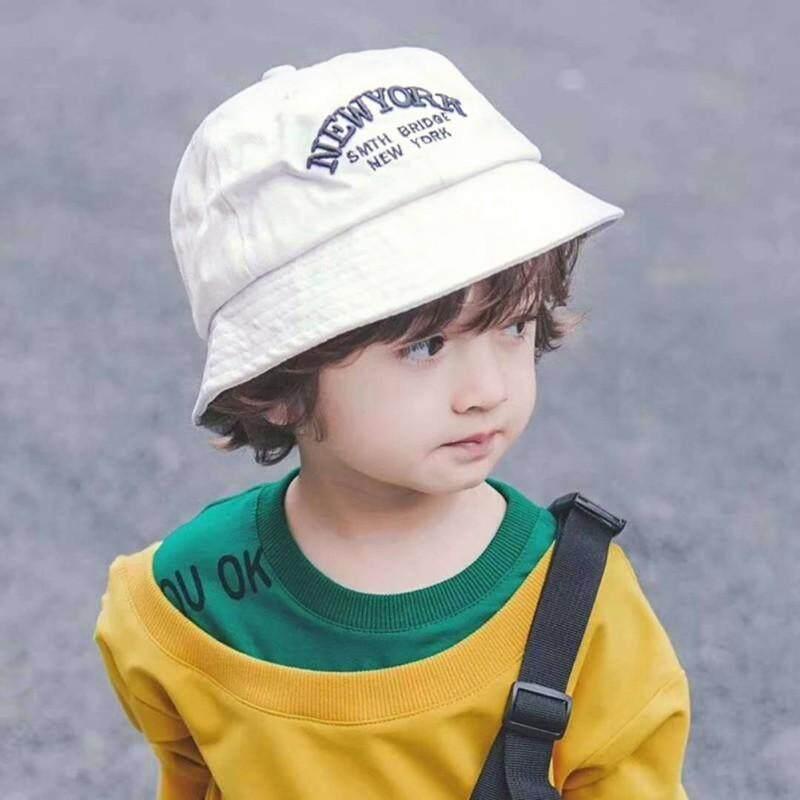 8285657a Toddler Infant Letter Printed Sun Cap Summer Outdoor Baby Girls Boys Sun  Beach Hats