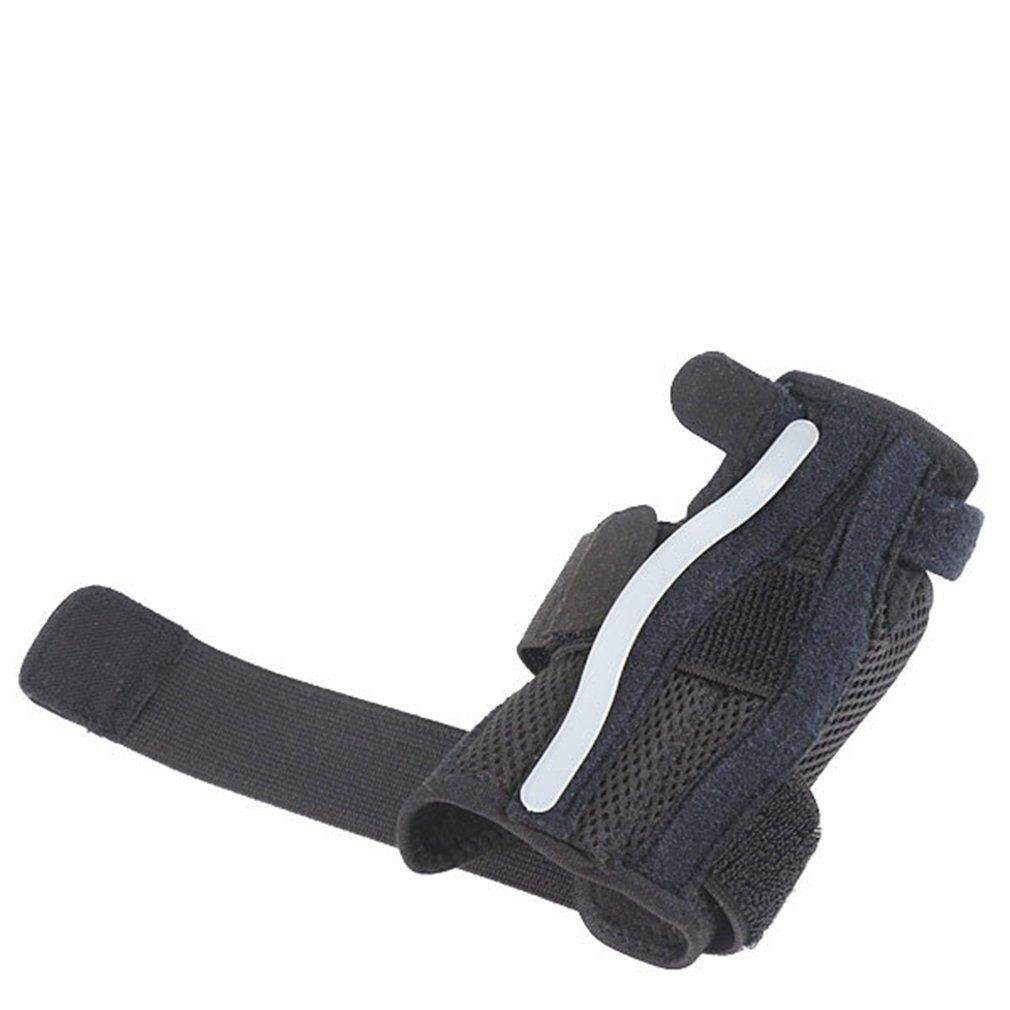 Allwin Dual Side Wrist Wrap Bracers Protector Fabric Doing Sports Gym  Outdoors