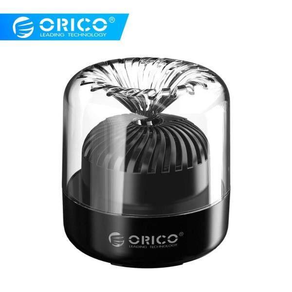 ORICO Bluetooth V4.2 Mini Trong Suốt Loa Bluetooth Siêu Bass Stereo Loa Di Động 3.5 Mm AUX Khe Cắm Thẻ TF giá rẻ