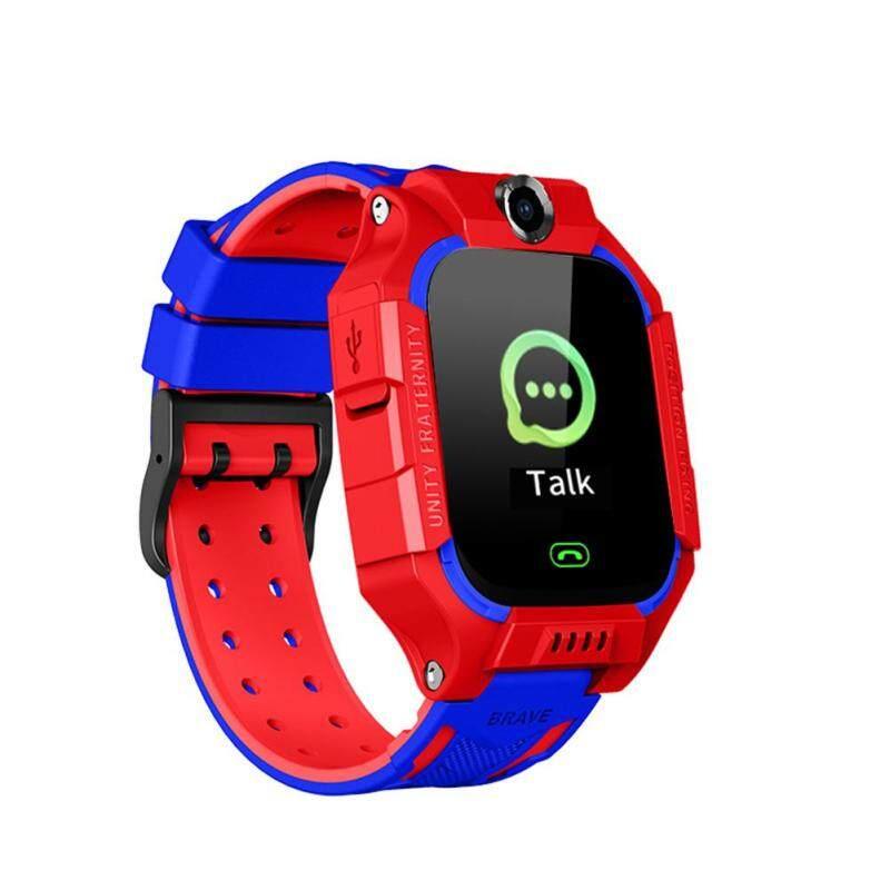 Nơi bán LILIANH Q19 định vị màn hình cảm ứng điện thoại đồng hồ thông minh không thấm nước phiên bản Tiếng Anh cho trẻ em Quà tặng