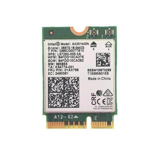 Bảng giá Intel AX201NGW WIFI6 Gigabit 2400M Các Mạng Không Dây M.2 CNVio2 Bluetooth 5.0 Phong Vũ