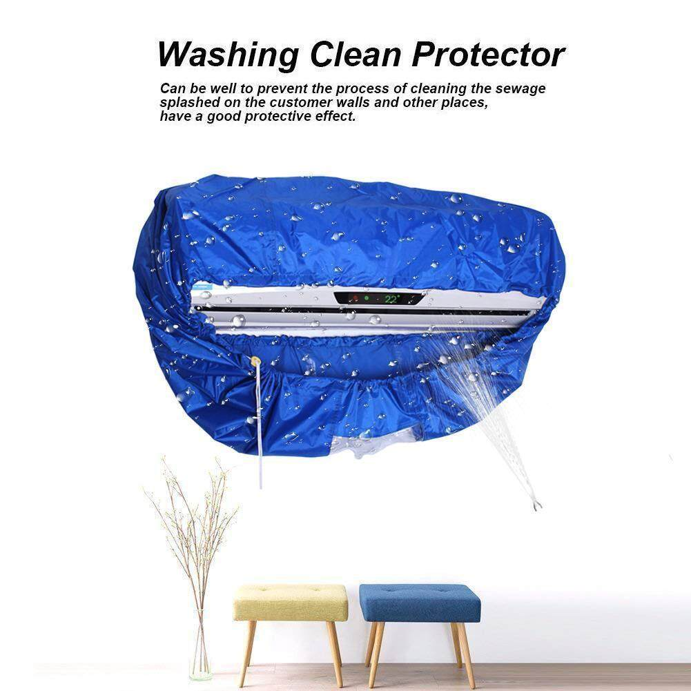 Air Conditioner Cleaning Dust Washing Cover