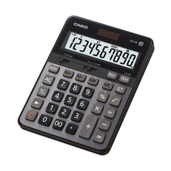 Casio Calculator DS-1B (Grey)