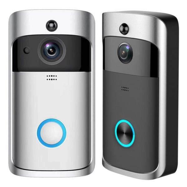Chuông Cửa An Ninh Không Dây Thông Minh WiFi Chuông Cửa Video HD Chuông Cửa IOS Android Và Không Dây Điều Khiển Ứng Dụng