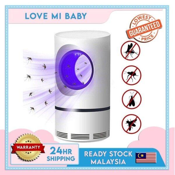 Anti Mosquito Trap Killer Silent Usb UV Led Light Electric Lamp Minimal Modern Design