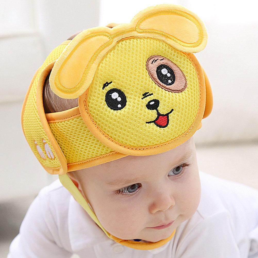Baby Toddler Drop-resistance Breathable Headrest Baby Head Protection Back Pad Shatter-resistant Pillow Anti-collision Head Cap Baby Bedding