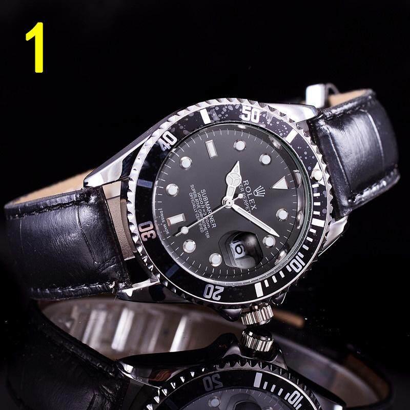 Nơi bán Rolex_Mens 40mm  New watch Steel strip Fashion versatile watch Quartz watches