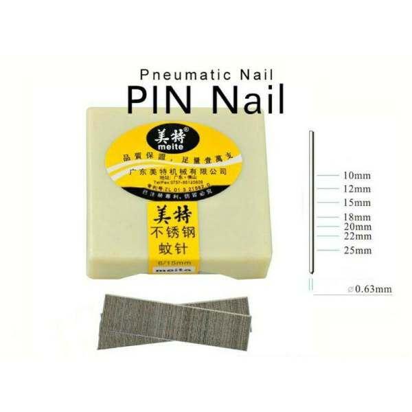 P625 Pneumatic Air Pin Nail Gun Refill Air Nailer
