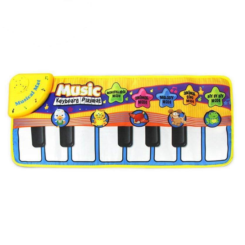 Top Kid Giáo Dục Đồ Chơi Âm Nhạc Âm Nhạc Piano Chơi Đáng Yêu Động Vật Hoa Văn By Topregal.