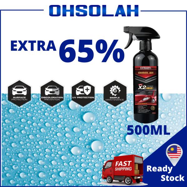 OHSOLAH X2 500ML Phủ Gốm-Phủ NANO 3D