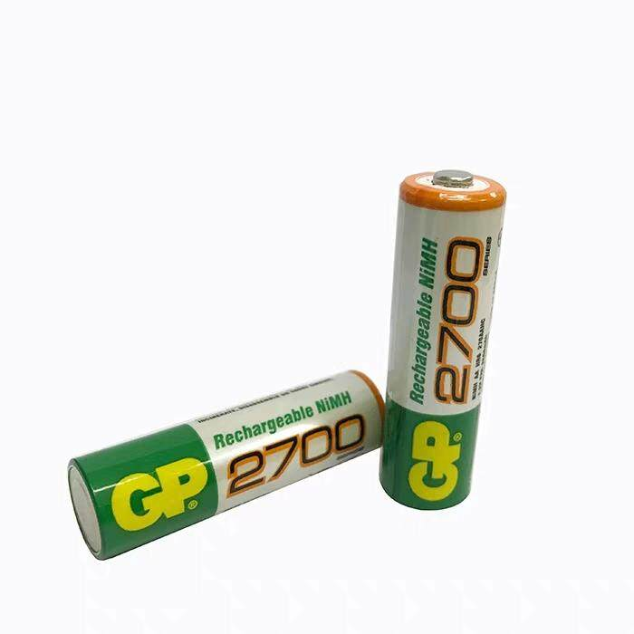 GP Batteries Rechargeable Battery 2 pcs AA 2700mAH