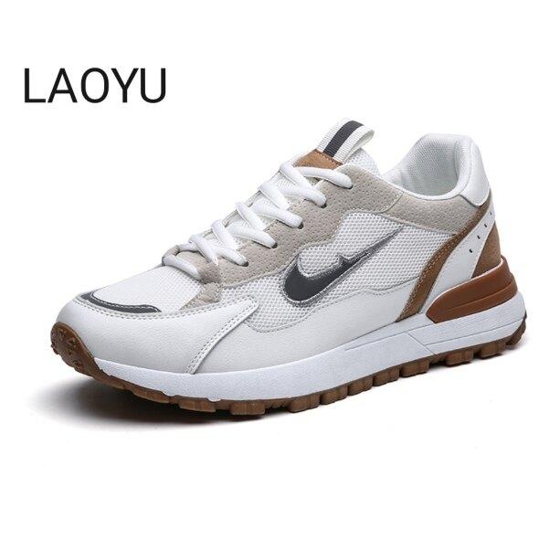Giày Chạy Đôi LAOYU, Giày Thể Thao Nam Ngoài Trời Thoáng Khí Thời Trang, Giày Thể Thao Nhẹ Giày Thể Thao Nam Thoải Mái giá rẻ