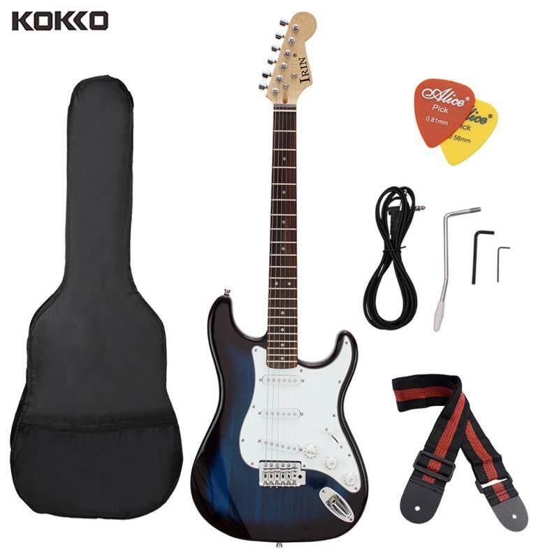KOKKO Electric Guitar Beginner Practice Professional Playing Electric Guitar IRIN 21 Fret Malaysia