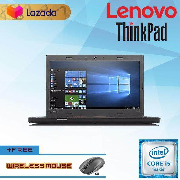 LENOVO THINKPAD L440 SUPERDUTY (CORE I5/ 4GB RAM/ 320GB HDD/ WINDOWS 10 PRO) GRADE A REFURBISHED LAPTOP Malaysia