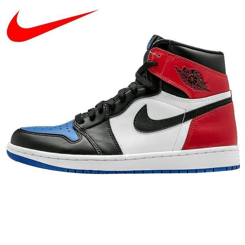 f28d2cedfc1e Nike Air Jordan 1 OG Top 3 AJ1 Joe 1 Mandarin Duck Fight Men s Basketball  Shoes