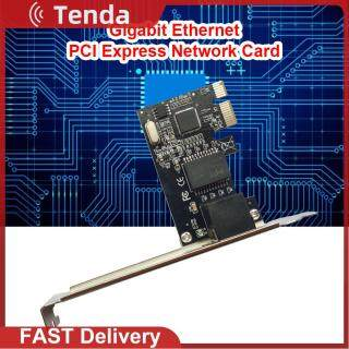 Card Mạng Gigabit Ethernet PCI Express 10 100 1000Mbps Bộ Chuyển Đổi Mạng LAN PCIe RJ45 Cho Máy Tính Để Bàn Máy Tính PC Không Có Trình Điều Khiển thumbnail