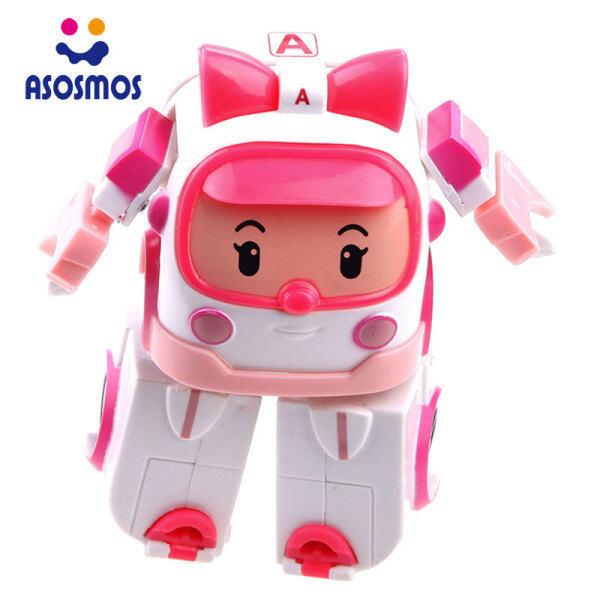 ASM Robocar Poli Đồ Chơi Robot Hàn Quốc Đồ Chơi Biến Hình Xe Hơi Quà Tặng Tốt Nhất Cho Trẻ Em