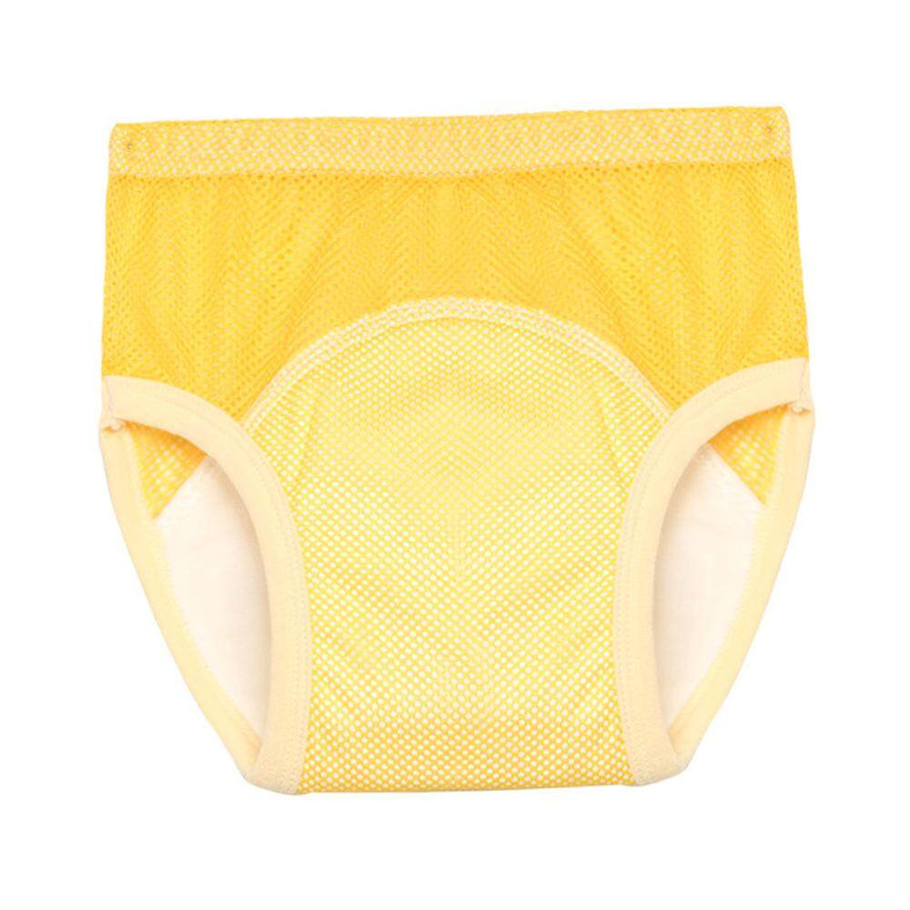 [YUEXIANG]Potty Training Nappies Baby Boy Girl Diaper Mesh Breathable Reusable Pantie