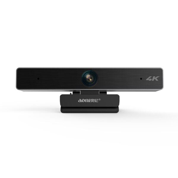 C98 4K Hd Webcam For Video Conference Streaming Recording 5X Digital Zoom Web Camera Teaching Training Web Cam For Windows