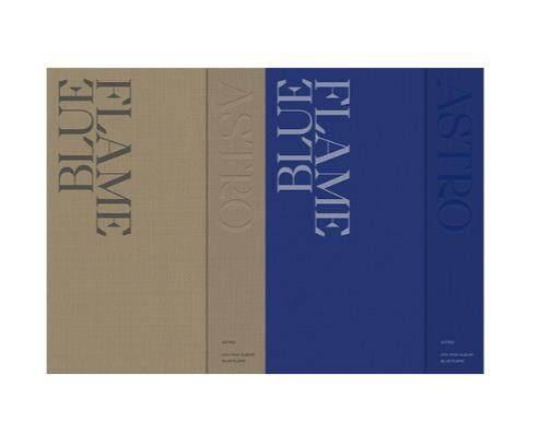 [KPOP] ASTRO - 6th mini Album Blue Flame (The Book Ver.) + GIFT