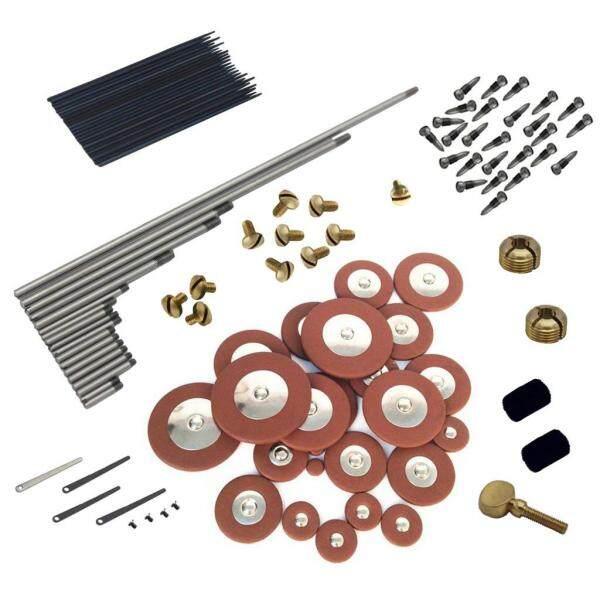 Bộ dụng cụ sửa chữa kèn xắcxô baoblaze, bộ dụng cụ bảo trì sửa chữa kèn xắcxô Alto kèm ốc vít, lỗ thoát âm, phụ kiện DIY