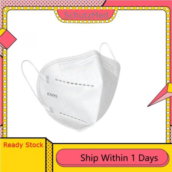 KN95 Fack Mask 5ply Individual Packing