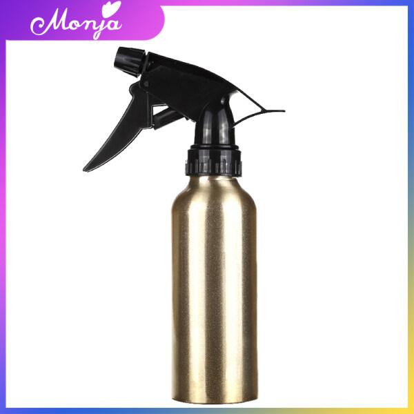 Bình xịt nước bằng nhôm dung tích 200ml dùng để làm ướt tóc trước khi sử dụng có thể đổ đầy lại phù hợp dùng cho các salon làm tóc - INTL