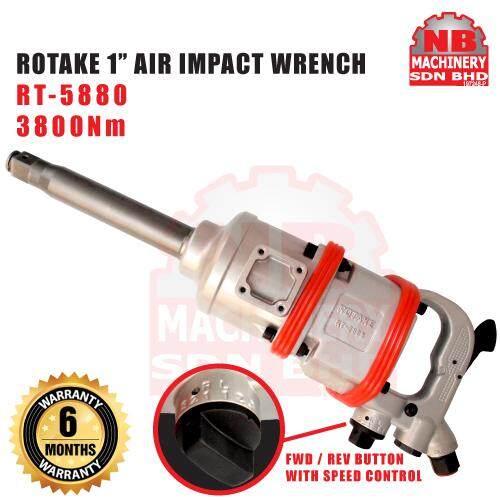 ROTAKE 1 3800Nm AIR IMPACT WRENCH RT-5880