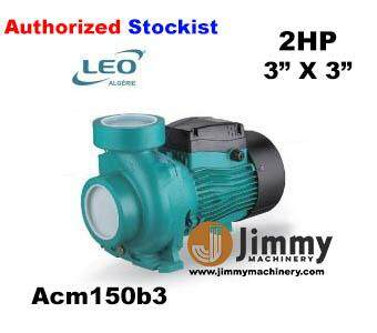 LEO CENTRIFUGAL WATER PUMPS ACM150B3 2HP 3 INCHES INLET OUTLET