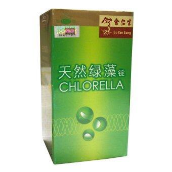 Eu Yan Sang Chlorella 500 Tablets