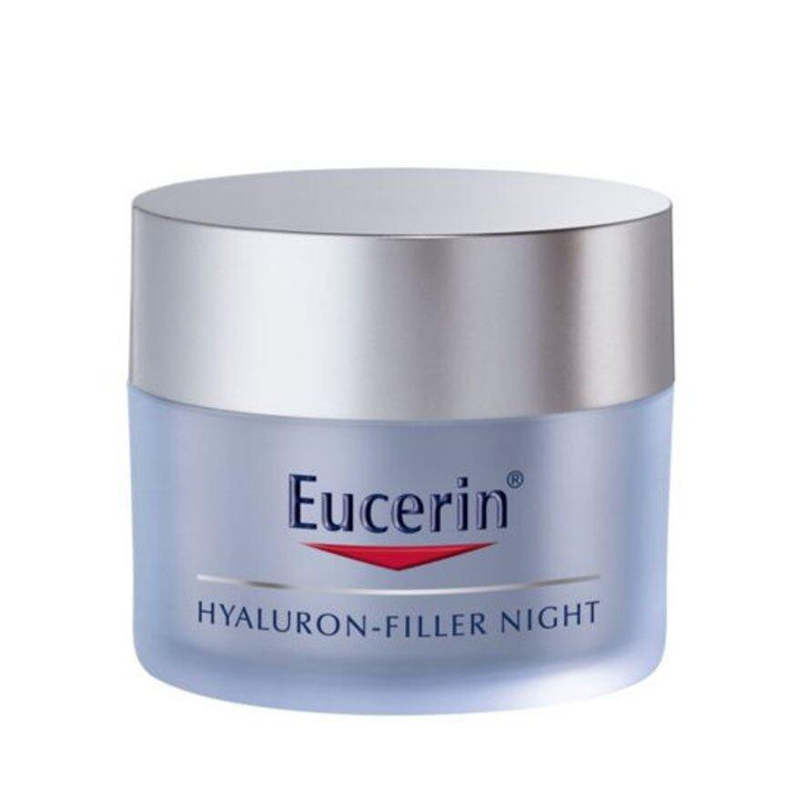 eucerin volume filler night cream