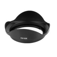 Ew-83e Lens Hood For Canon Ef-S 10-22mm F/3.5-4.5 Usm (black) By Larrys Wholesales Market.